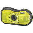 Ricoh WG-4 GPS Digital Camera -  Lime Yellow Color
