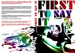 first to say it book cover