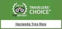 TripAdvisor Certificate Traveller's Choice 2014