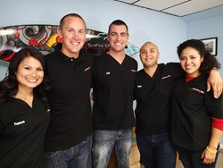 The CPR Training Staff at SureFire CPR in Orange, CA