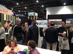 Allura at International Builders Show
