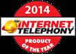 "Internet Telephony Awards Nextiva Office ""Product of the Year"""