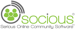Socious Online Community Software Platform