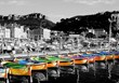 marina in Cassis, France
