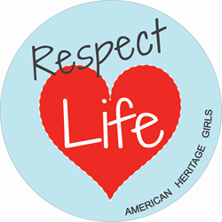 Image of Respect Life Patch