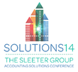 Solutions14, the Sleeter Group's 11th Annual Accounting Solutions...