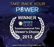 'Take Back Your Power' Wins Transformational Film of the Year Award