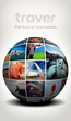 Trover's Android travel and discovery app is a visual guide to the best of everywhere