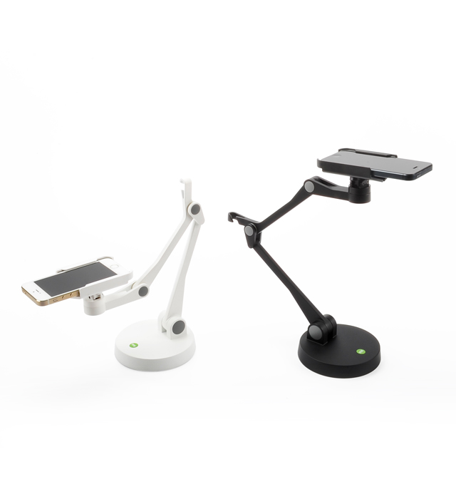 Ipevo Releases The Articulating Video Stand For Iphone And