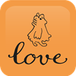 LOVE, the Illustrated Classic, Returns for Valentine's Day as a Modern...