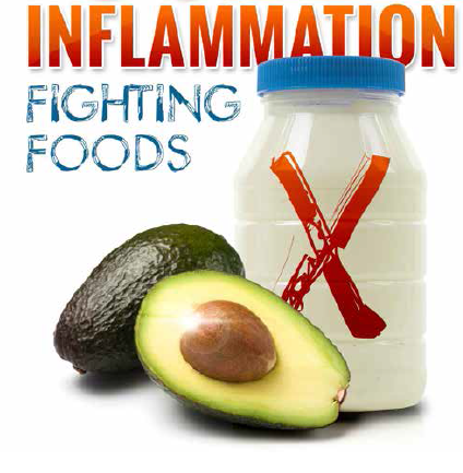 Anti inflammatory diet foods to reduce toxic inflammation for Best fish oil to reduce inflammation