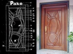Horse Custom Doors by doorNmore