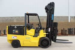Elwell-Parker Forklifts and Lift Trucks
