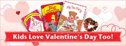 Personalized Kids Books for Valentine's Day