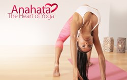 Anahata: The Heart of Yoga. From Feb 7-14 on My Yoga Online