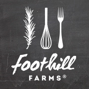 Foothill Farms® responded by redesigning its website to be USDA food friendly.