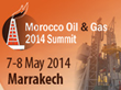Chevron, Shell, ONHYM Gathering at the Morocco Oil & Gas 2014...