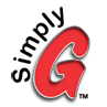 Simply G logo