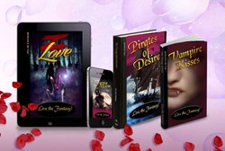 Personalize your Valentines with a customized novel from BookByYou.com