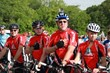 Red Riders are participants that have Type 1 or Type 2 diabetes and are passionate about helping the cause