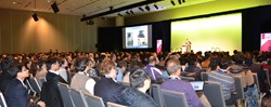 Bruce Tromberg (Beckman Laser Institute and Clinic, University of California Irvine) was among speakers at the BiOS Hot Topics session on opening day of SPIE Photonics West 2014.