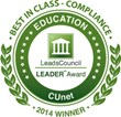 CUnet Named Best in Class for Compliance – Second Year in a Row