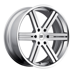 Truck Wheels by Black Rhino - The Letaba in Silver