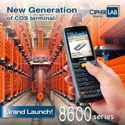 Cipherlab 8600 Launch