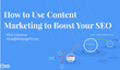 Link Building: Shweiki Presents a Must-Watch Webinar on How to Use...