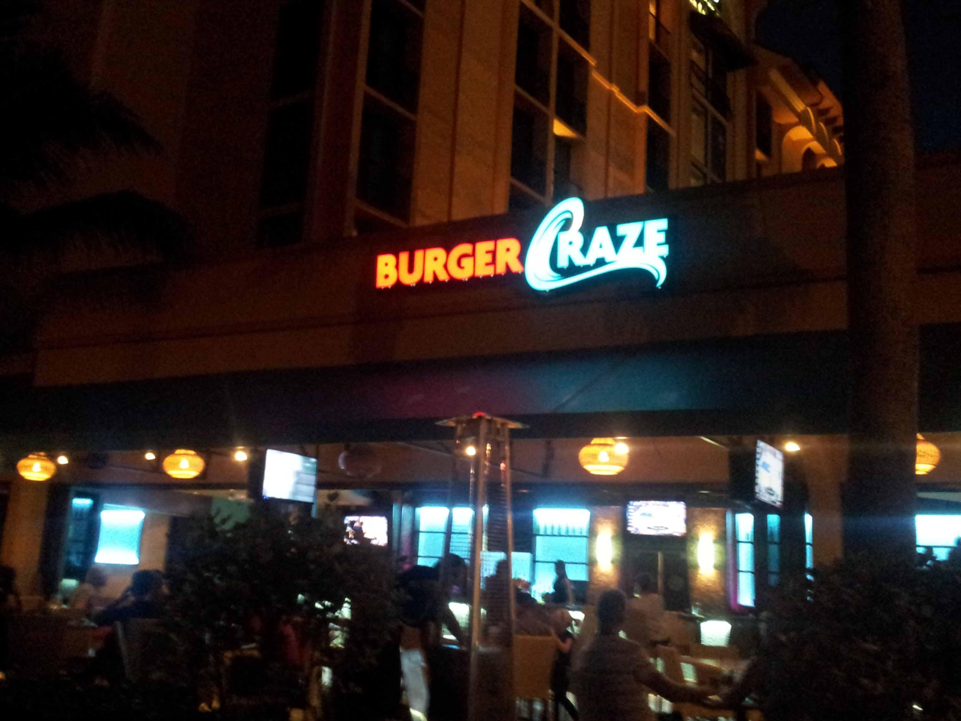 Burger Craze At The Wyndham Deerfield Beach Serves Up Delicious Flavor  Combinations With The Finest Ingredients, Along With A Healthy Serving Of  Beachside ...