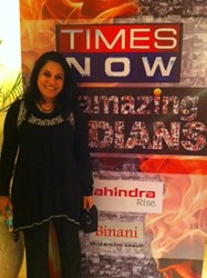 Times Now 'Amazing Indian' Dr. Sunita Maheshwari