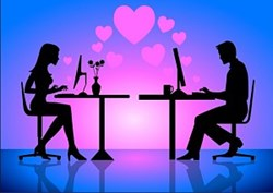 pros and cons of online dating review