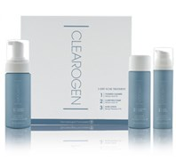 Board Certified Dermatologist Alex Khadavi, MD announces a breakthrough in the fight against pimples. Available at http://www.clearogen.com/shop.html