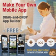 Make your own Mobile App for Free!