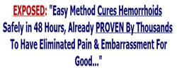 Hemorrhoid Miracle Review Reveals To People The Secrets To Banish Their Hemorrhoids Naturally