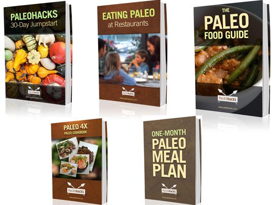 The paleohacks paleo cookbook