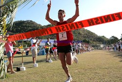 St. John St. Johns US Virgin Islands 8 Tuff Tough miles road race running event 10k