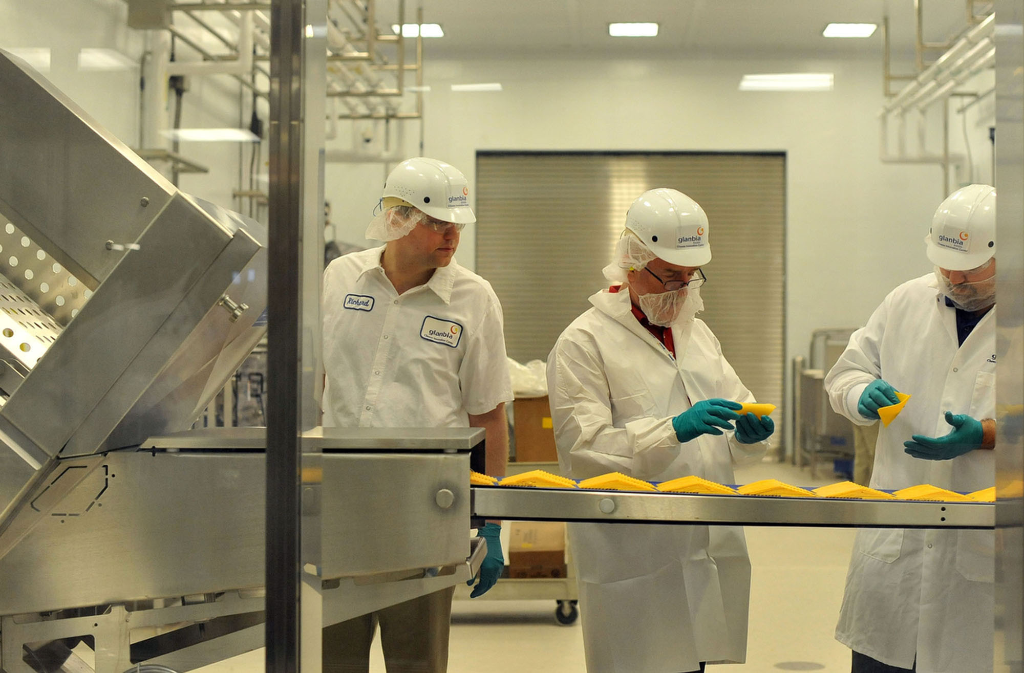 Glanbia foods announces 82 million expansion project in for Food bar manufacturers