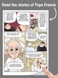 Pope Francis Comics - Read the stories of Pope Francis