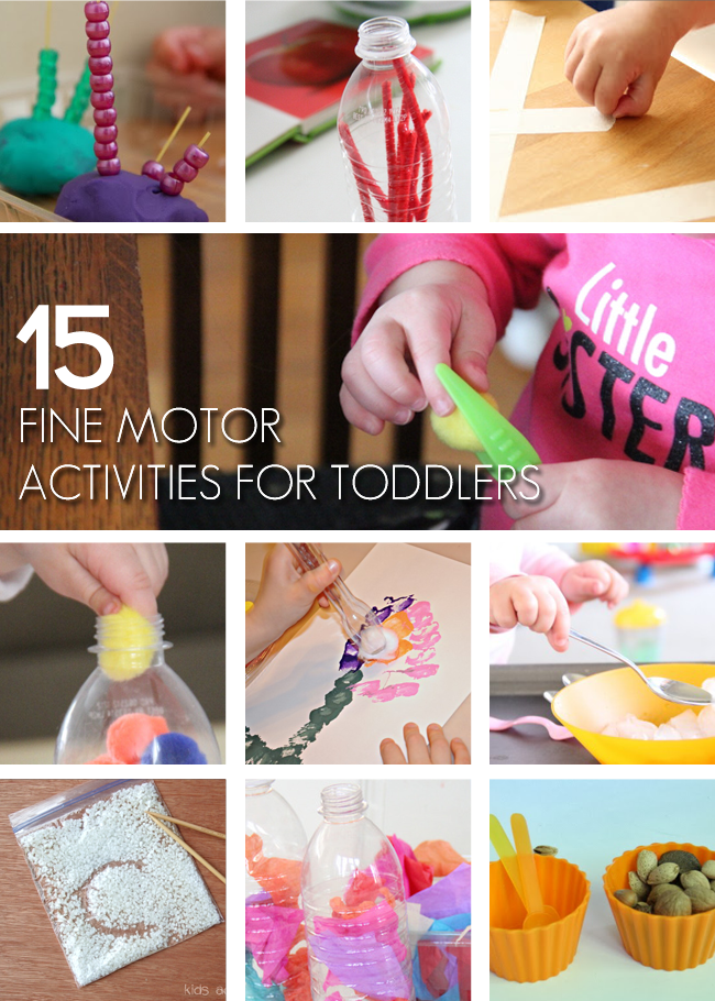 Fun Fine Motor Skills Activities Have Been Released On Kids