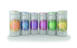 Six Flavors of Affect, Blue Raspberry, Strawberry, Grape, Peach, Lemon, and Green Apple