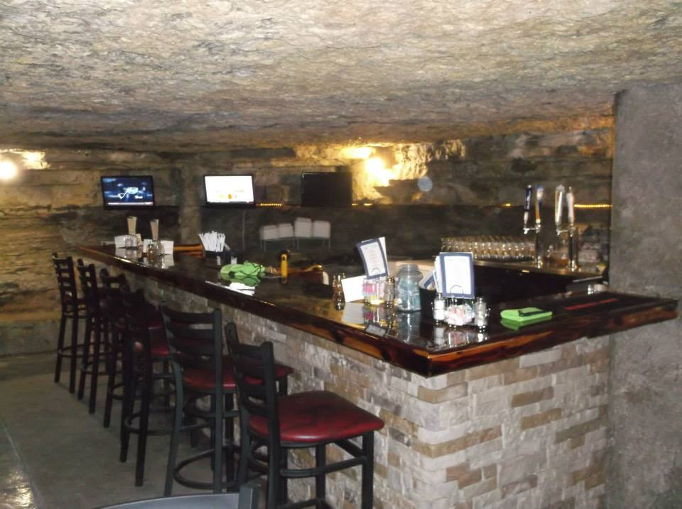 Restaurant Furniture Supply Helps The Cave Bar Amp Grill
