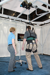 Aretech ZeroG V.2 Dynamic Balance Training with  Biofeedback