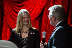 Morgan Inducted as Chair of 2014 PWB Council