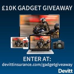 Devitt Gadget Giveaway