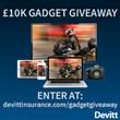 Devitt Launch £10k Gadget Giveaway With Their New Website