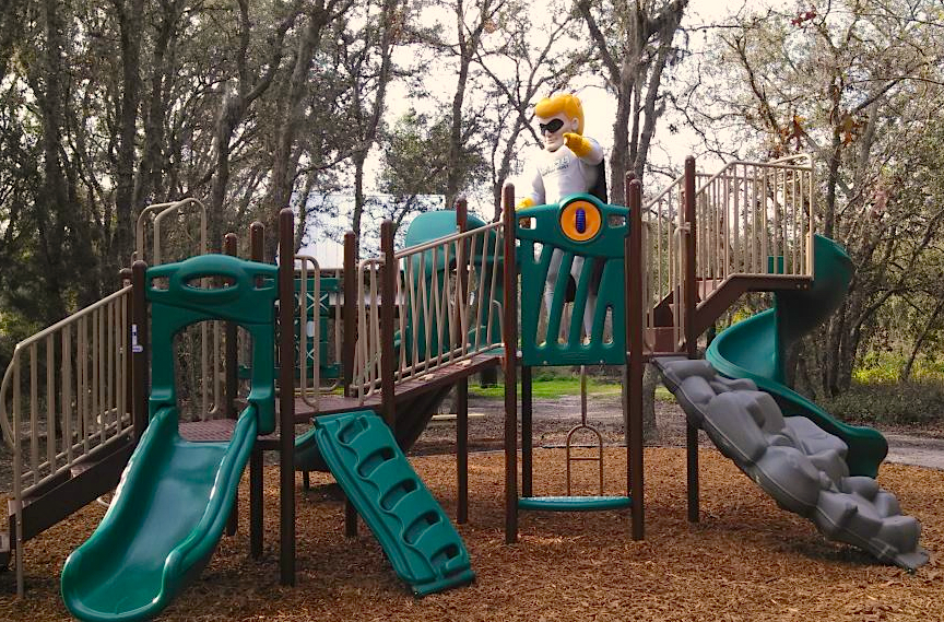 New Playground By Gametime And Dominica Recreation