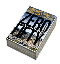 ZERO-FIFTY Climate Change and Sustainability Book Currently on Kickstarter