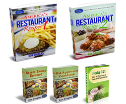 america's restaurant recipes review