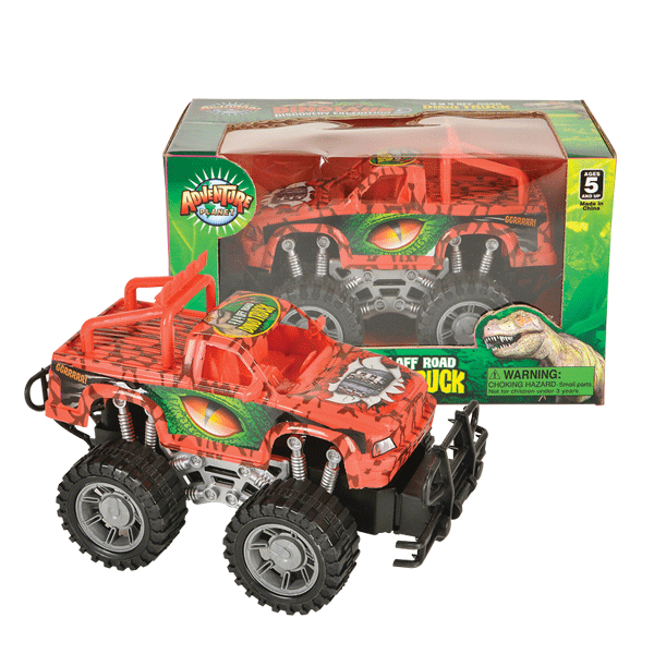 Planet Dyno Truck Dinosaur